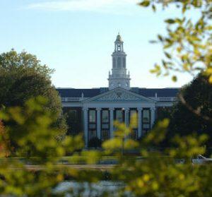 Harvard Business School Gebäude