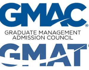 GMAC Logo mit GMAT