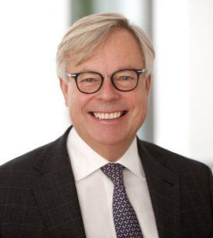 Professor Dr Rolf Wolff Präsident EBS Portrait