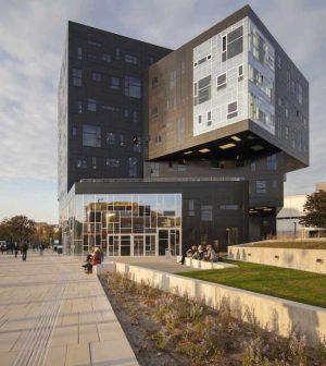 WU Wien Campus