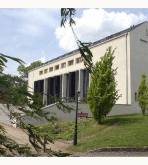 EBS Kiep Centre von außen