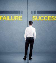 Karriere zwischen Erfolg und Scheitern