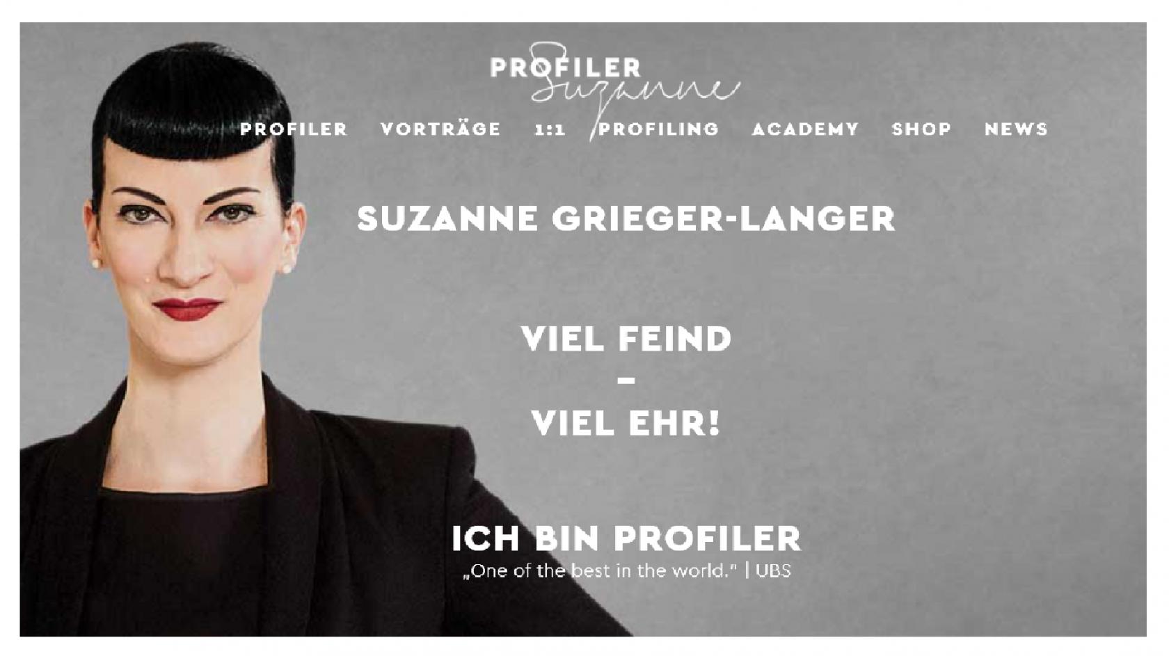 Suzanne Grieger-Lange