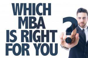 Welcher MBA Hilfe vom Profi